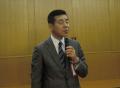 東測協総会会長挨拶(2013.05.27建通新聞)の画像