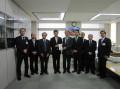 台風26号大島町土石流災害義捐金の贈呈についての画像